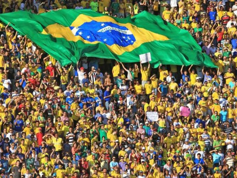 Seleção brasileira começa caminhada em busca do sonhado hexa