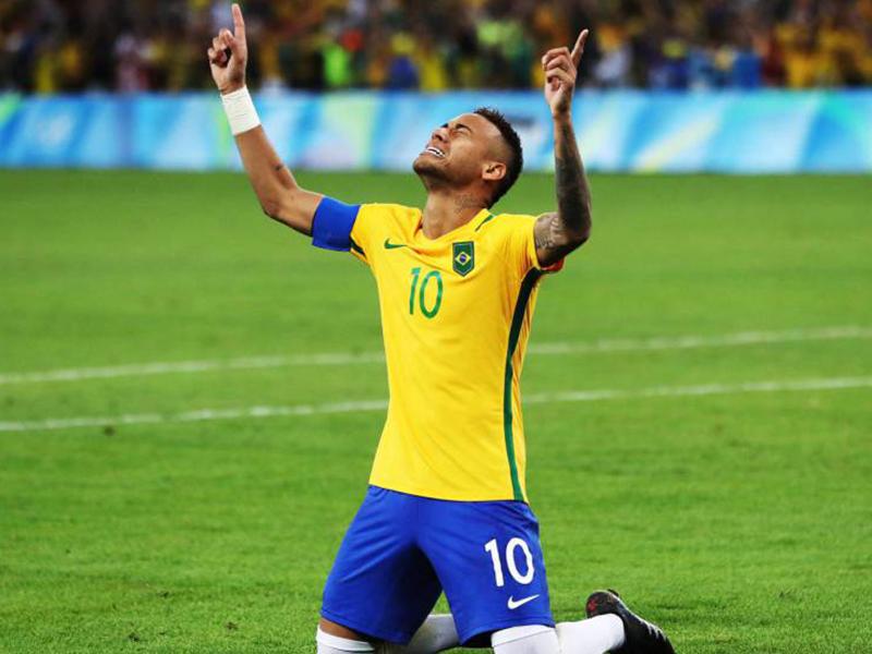 Neymar e sua trajetória de 2014 até 2018