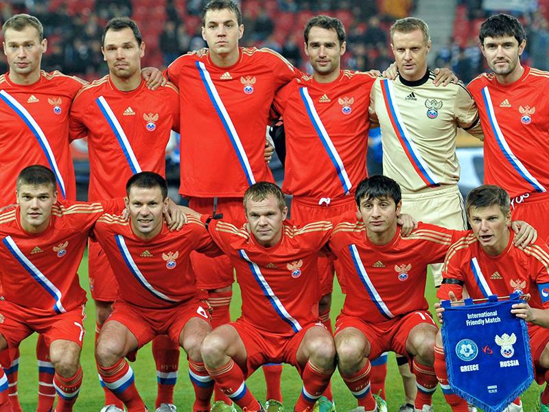 A trajetória da seleção russa até sua estreia diante da Arábia Saudita
