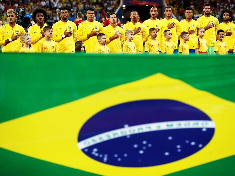 Brasil estreia na Copa do Mundo diante da Suíça