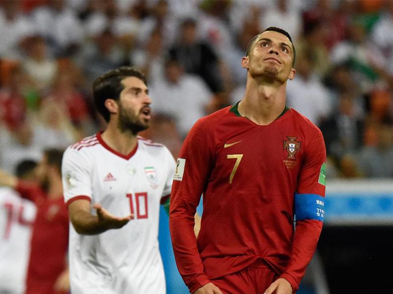 Grupo B: Com VAR em ação, Espanha e Portugal se classificam; Irã quase surpreende
