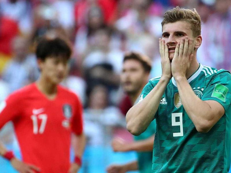 Alemanha está fora da Copa; Suécia e México avançam