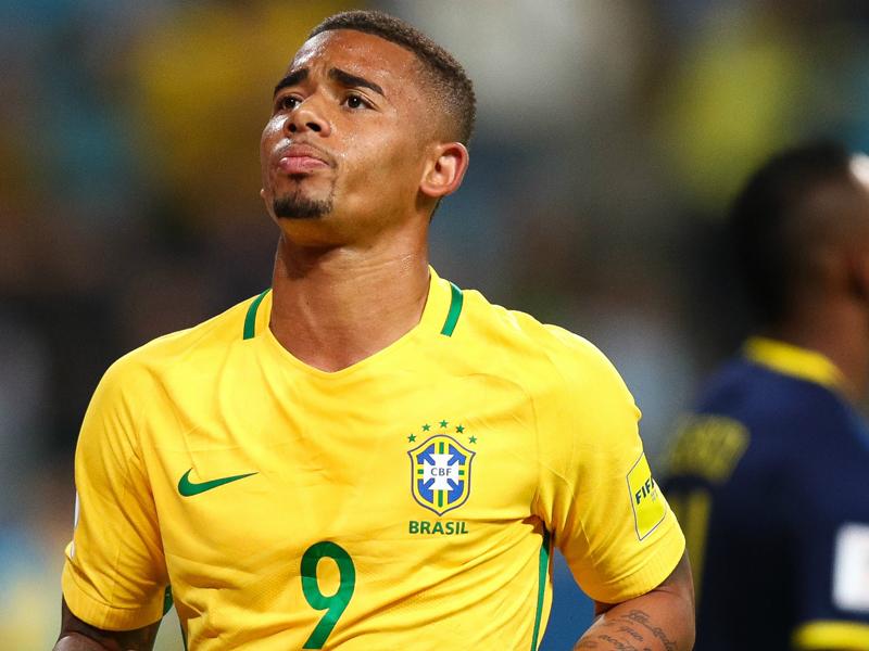 O desempenho dos últimos atacantes da Seleção Brasileira
