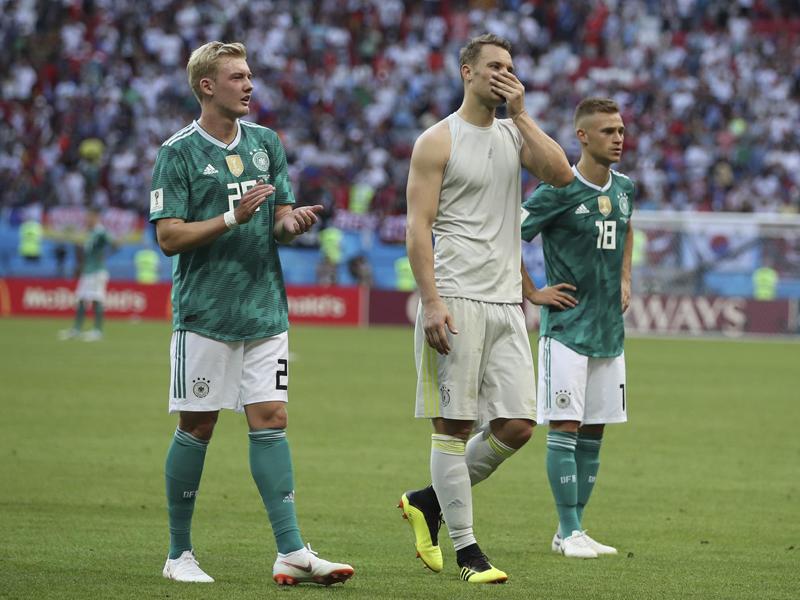 Alemanha: Histórico vencedor e decepção em 2018