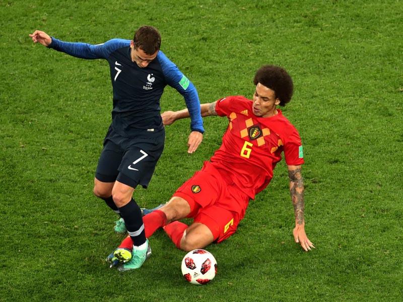 Jogadores belgas não engolem eliminação e detonam a França