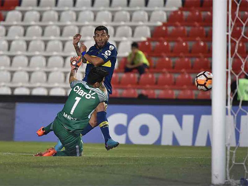 Boca goleia o Libertad e avança; quartas de final da Libertadores estão definidas