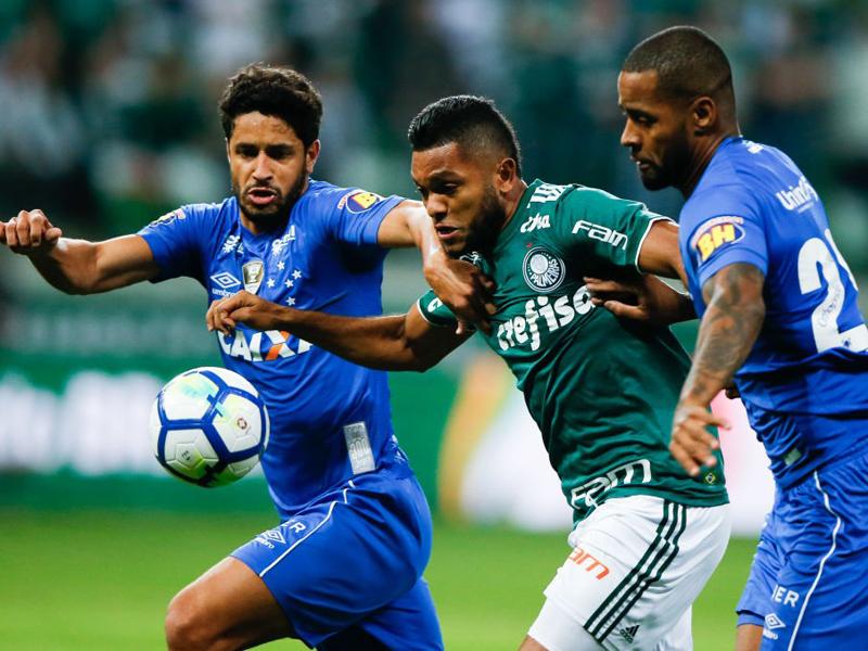 Cruzeiro vence o Palmeiras no Allianz Parque e abre vantagem na Copa do Brasil