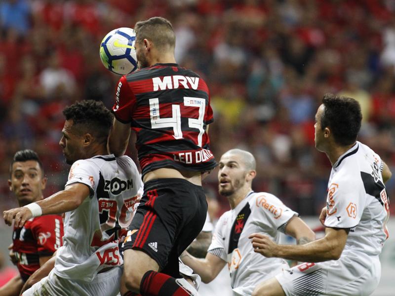 Pelo Campeonato Brasileiro, clássicos terminam com poucos gols