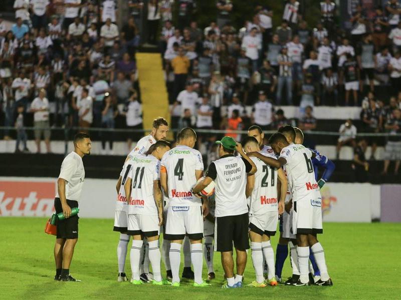 Operário Ferroviário é campeão da Série C do Campeonato Brasileiro