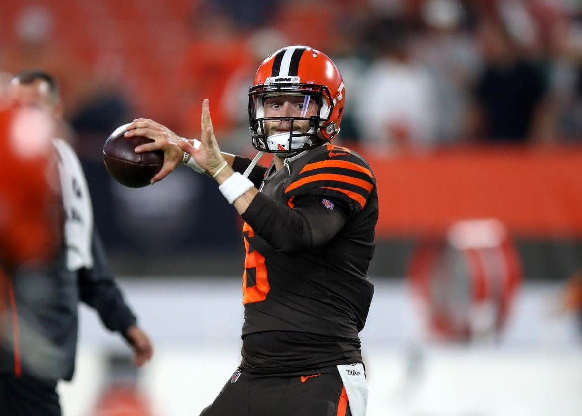 NFL: Browns enfim vencem, Mahomes faz história e Patriots perdem mais uma