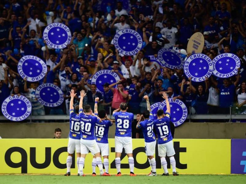 Cruzeiro empata com Palmeiras e enfrenta o Corinthians na final da Copa do Brasil