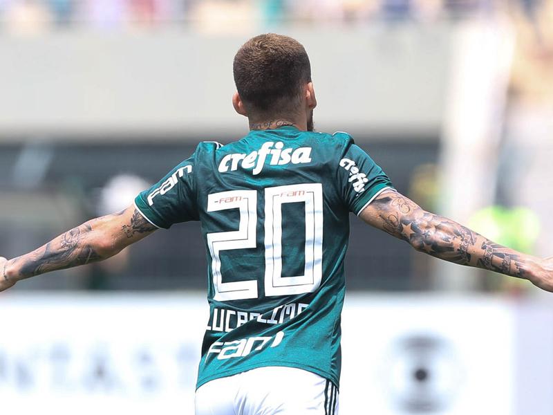 A briga pelo título do Campeonato Brasileiro