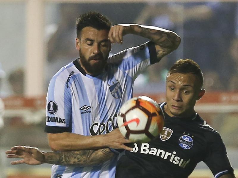 Grêmio atropela o Tucumán e está nas semis da Libertadores; River passa pelo Independiente