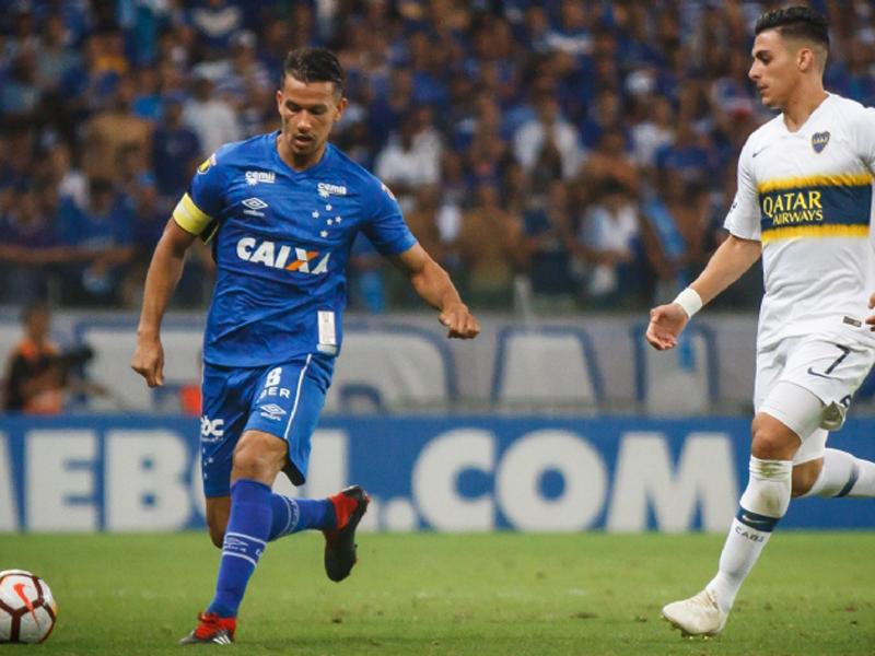 Boca Juniors empata com o Cruzeiro e está nas semis da Libertadores