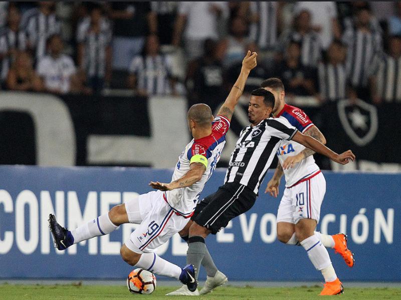 Com destaques para Atlético-PR, Bahia e Fluminense, quartas de final da Sul-Americana estão definidas