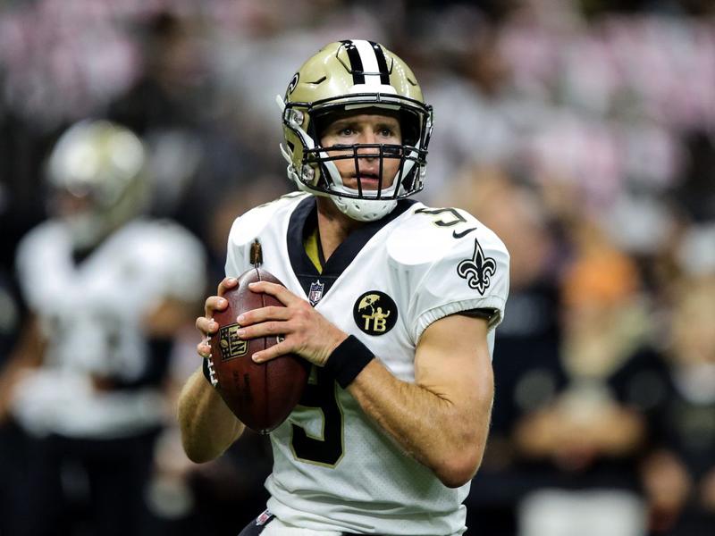 5ª semana da NFL tem recorde de Drew Brees e volta de Cairo Santos