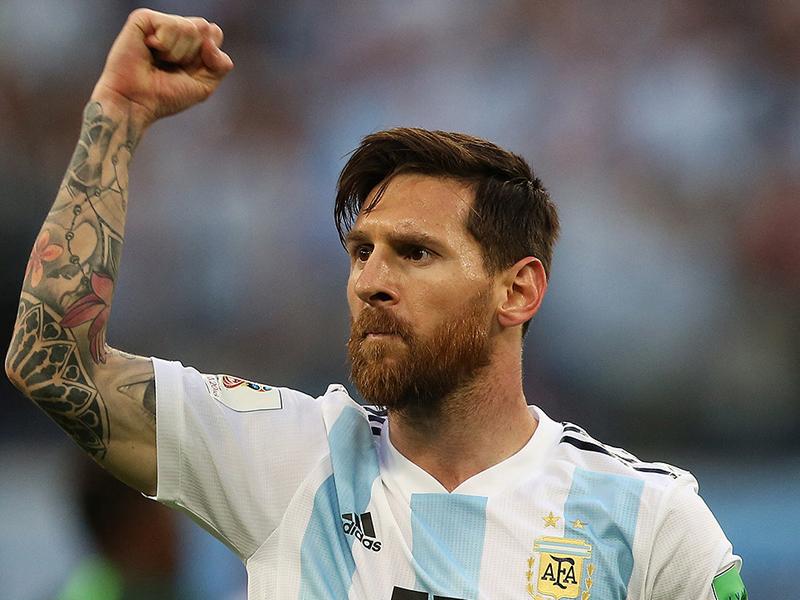 A história de um ídolo: Lionel Messi