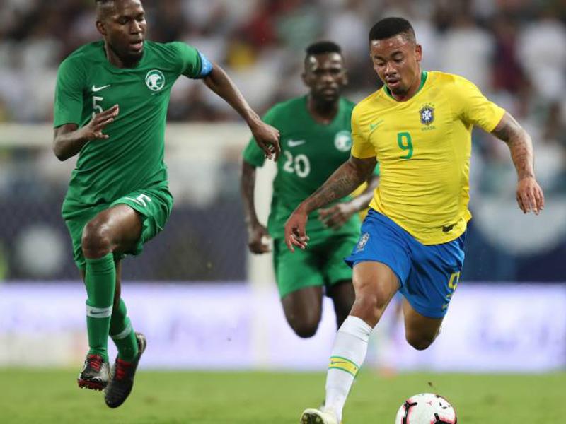 Rendimento da seleção brasileira diante da Arábia Saudita gera críticas