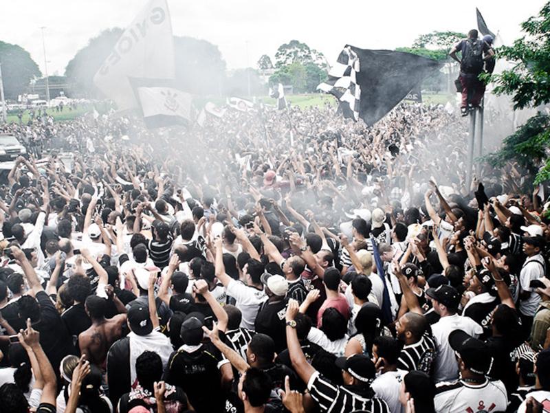 A ascensão do Corinthians depois do rebaixamento para a Série B