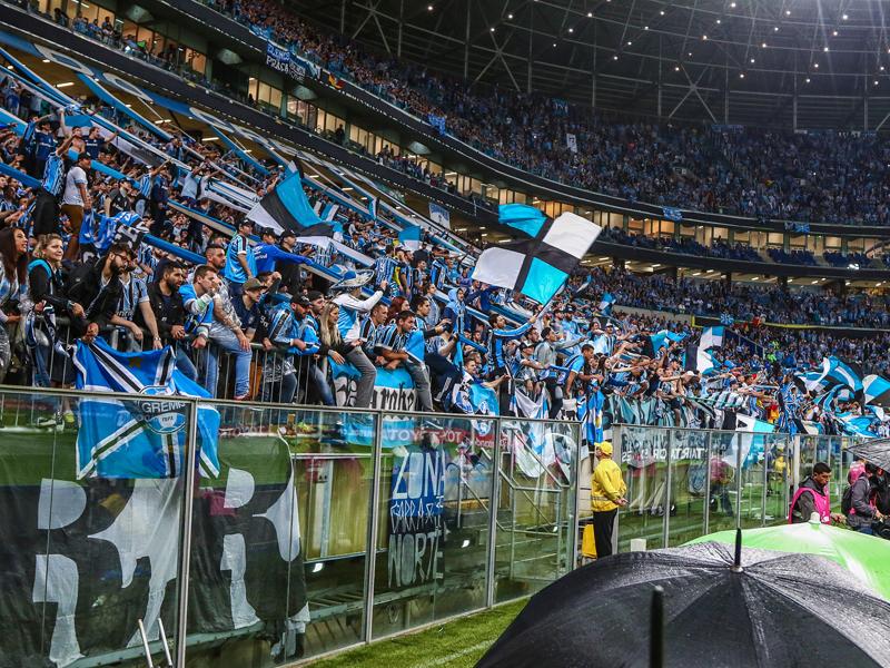 Com o melhor ataque da competição, Grêmio segue forte na Copa Libertadores