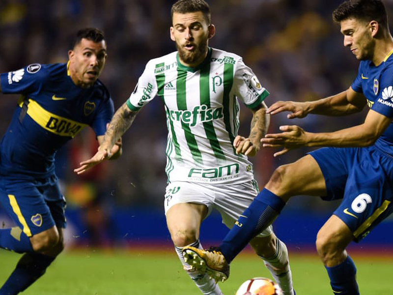 Clássicos sul-americanos agitam semifinais da Copa Libertadores