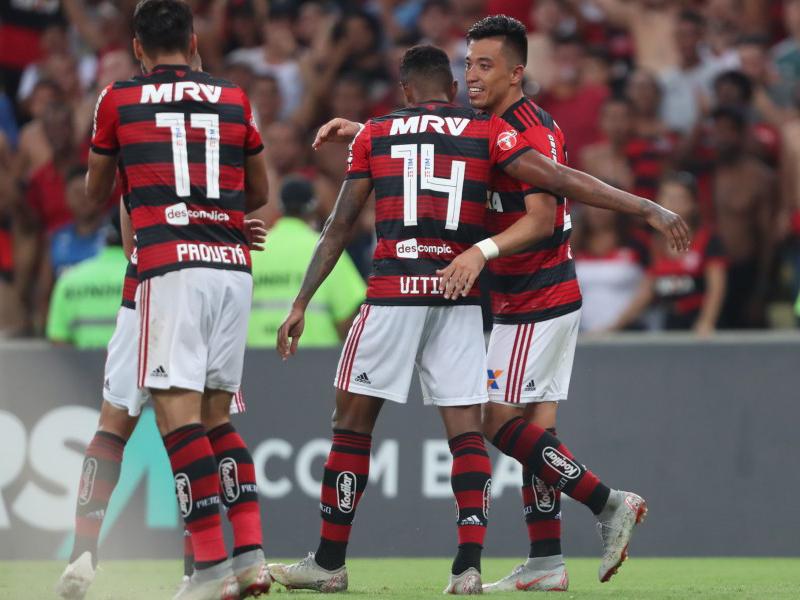 Palmeiras, Flamengo e Inter seguem na briga pelo título; São Paulo e Grêmio ficam para trás