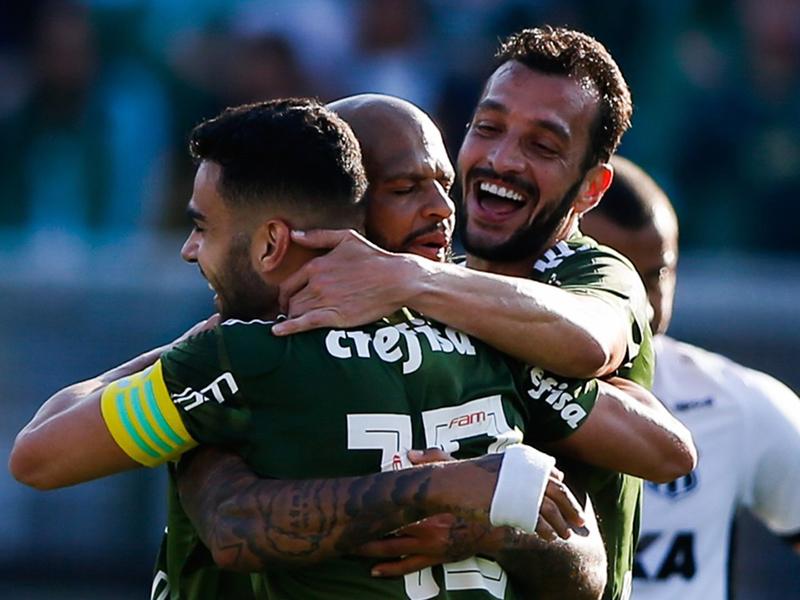 A melhora do Palmeiras com Felipão e a possibilidade de conquistar dois títulos no ano