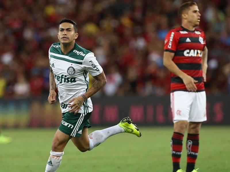 Palmeiras segura empate com o Flamengo e mantém vantagem na liderança