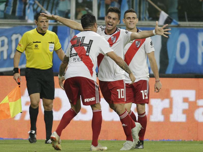 River vira nos acréscimos, elimina o Grêmio e está na final da Copa Libertadores