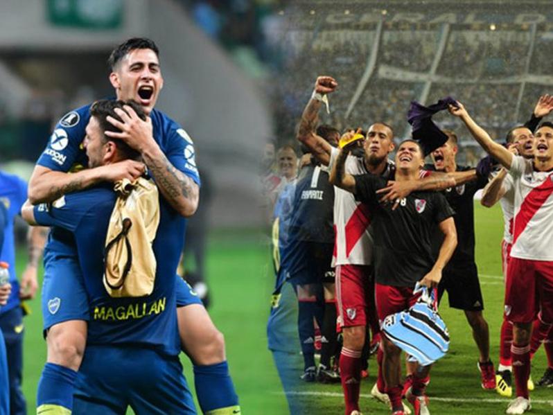 Finais da Copa Libertadores acontecerão em dois sábados