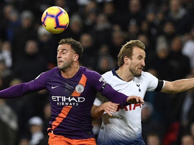 Manchester City vence Tottenham e reassume a liderança da Premier League