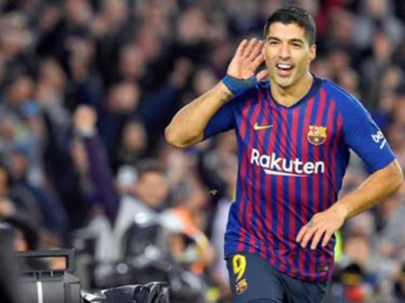 Barcelona goleia o Real Madrid e reassume a ponta do Campeonato Espanhol