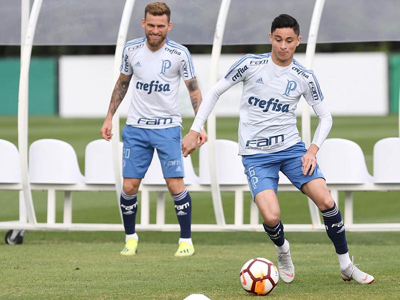 Palmeiras se concentra para jogo decisivo contra o Boca Juniors