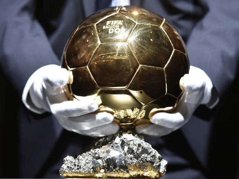 Será que Neymar irá ganhar a Bola de Ouro?