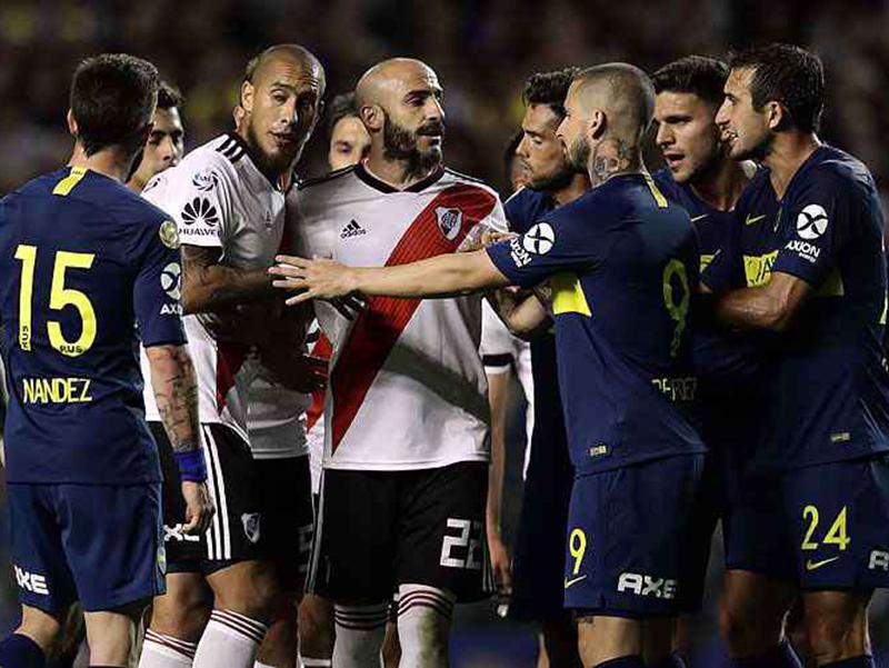 Boca e River Plate decidem Copa Libertadores da América