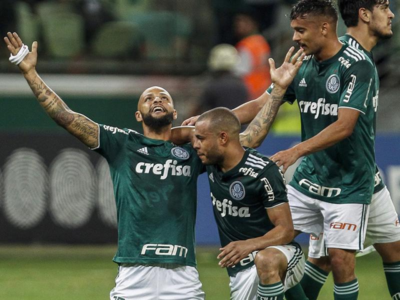 Brigando pelo título, Palmeiras, Inter e Flamengo vencem na rodada