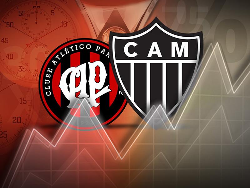 Os Atléticos lutam por uma vaga na Copa Libertadores