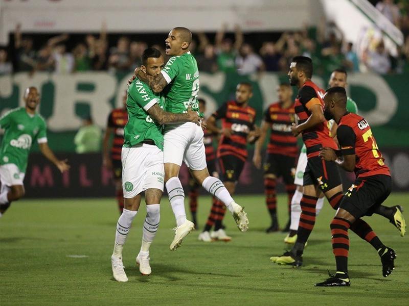 Resultados desta quinta-feira pelo Campeonato Brasileiro