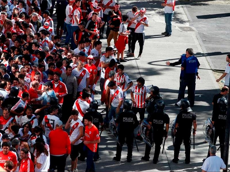 A famosa final da Libertadores será entre 8 e 9 de dezembro