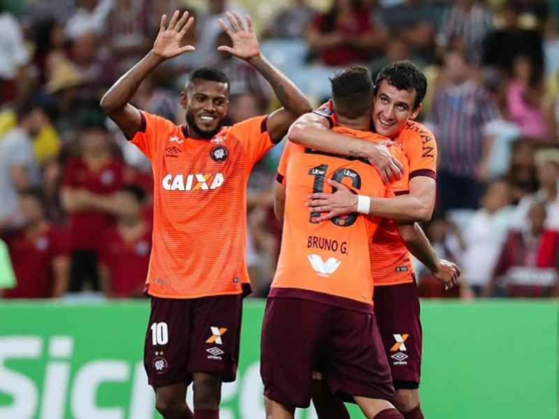 Atlético-PR e Junior de Barranquilla na final da Sul-Americana