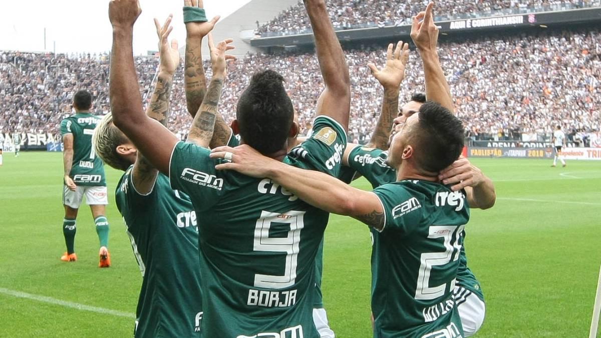 Palmeiras conquista três títulos nacionais nos últimos quatro anos