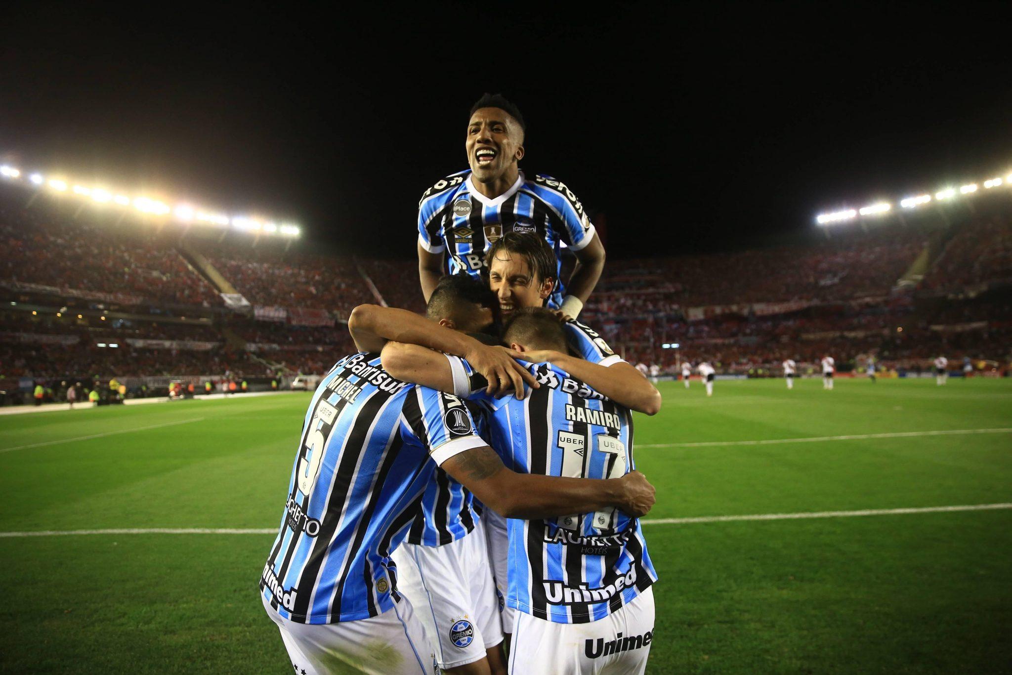 Planejamento do Grêmio para o ano que vem