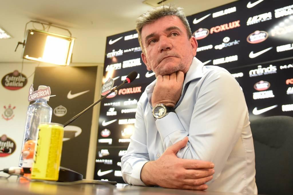 Corinthians decepciona no Brasileirão e se programa para 2019