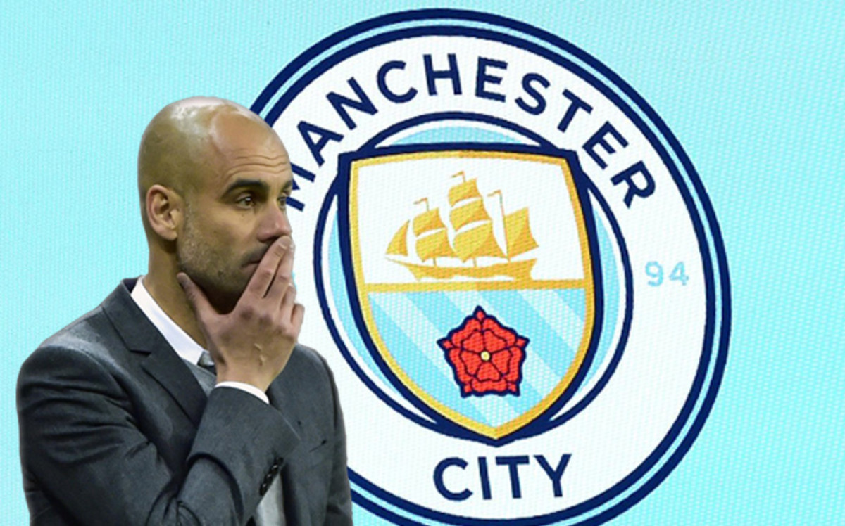 A nova filosofia de jogo do City de Guardiola
