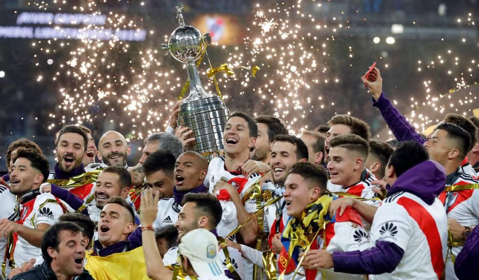 River Plate já sonha com o Mundial