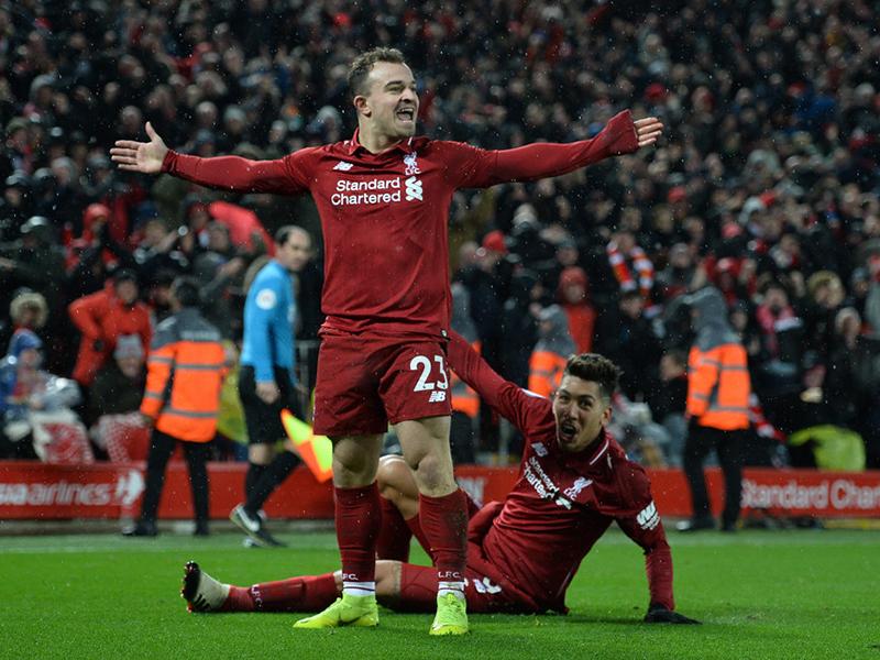 Liverpool e City vencem United e Éverton e mantém briga pela liderança da Premier League