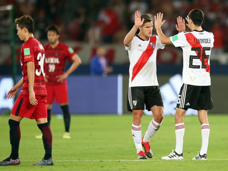 River Plate vence Kashima Antlers e fica em terceiro no Mundial Interclubes