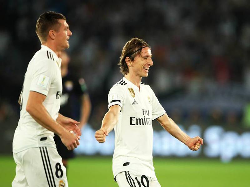Real Madrid goleia Al Ain e é mais uma vez campeão mundial