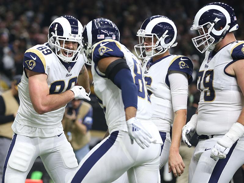 De virada e na prorrogação, Rams batem os Saints e estão no Super Bowl