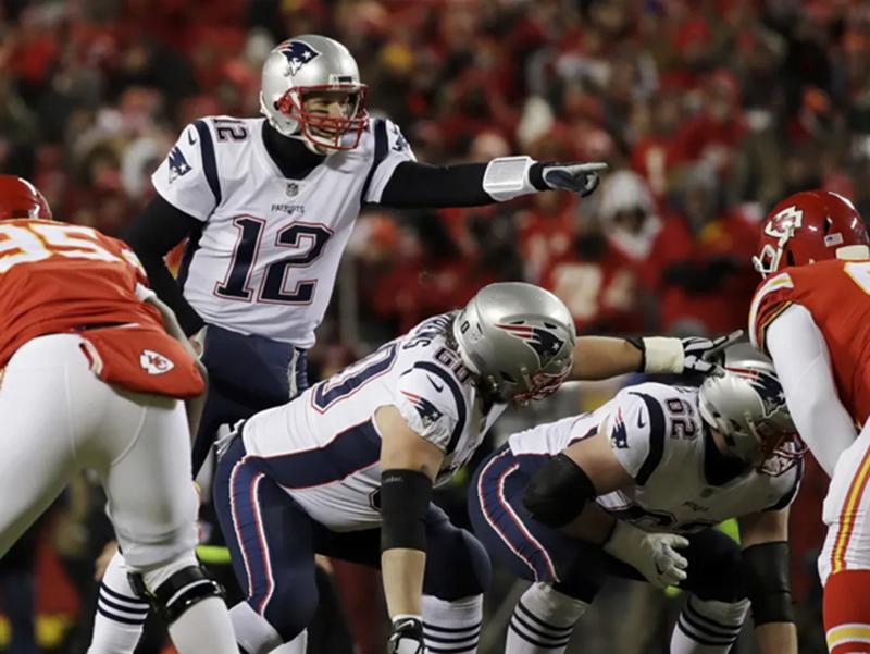 Patriots batem os Chiefs na prorrogação e vão ao Super Bowl